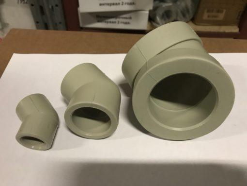 Угольник  PPRC FD -Plast (45 градусов)