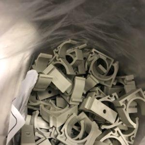 Опора одинарная  PPRC FD -Plast