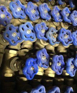 Вентиль (клапан) запорный латунный 15б3р