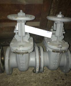 Задвижка стальная  30с41нж  Ру16   газовая