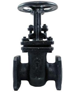 Задвижка стальная под электропривод 30с941нж Ру16