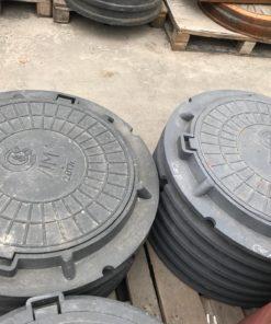 Люк полимернопесчаный тип ЛМ (нагрузка 1,5 тонн)