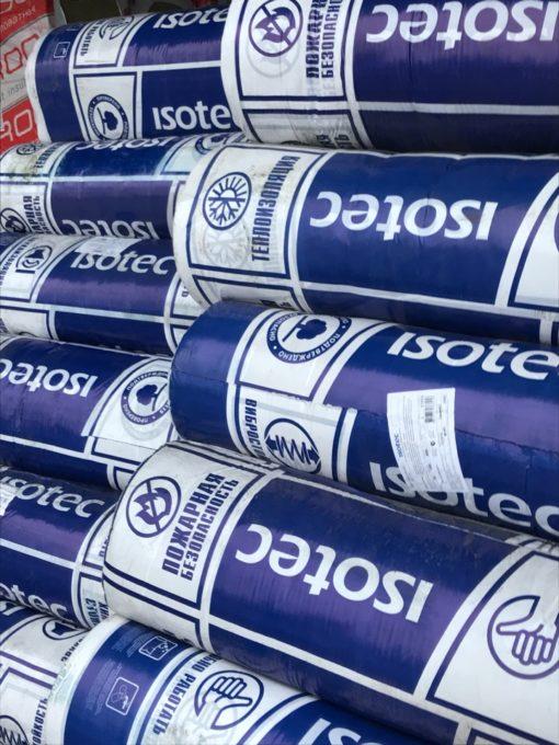 Маты ISOTEC МП-100 без обкладки по ГОСТ 21880-2011