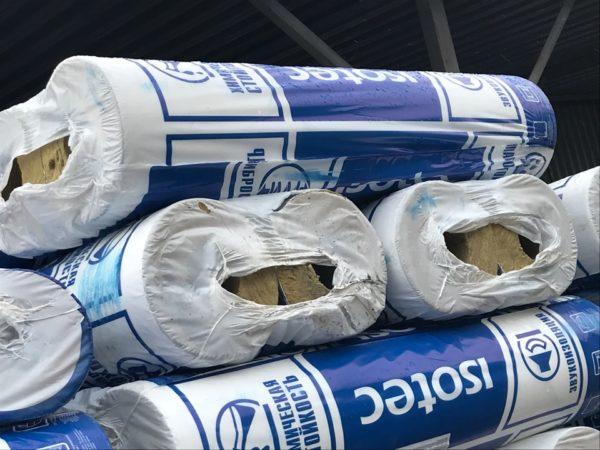 Цилиндры теплоизоляционные ISOTEC Section АЛ