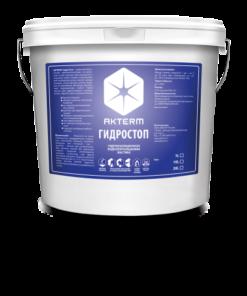 АКТЕРМ ГидроСтоп Pro ™ — гидроизоляционная мастика