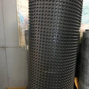 Защита гидроизоляции фундамента Плантер (Planter) профилированная мембрана (40м2)