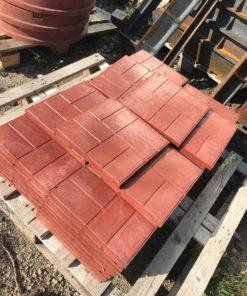 Плитка полимерпесчаная плитка 45х45