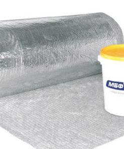 Комплексная система огнезащиты воздуховодов МБФ-120 (18м2)