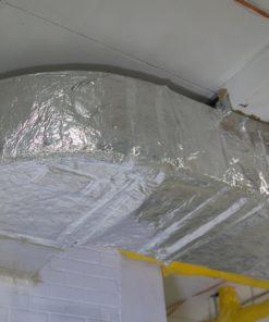 Комплексная система огнезащиты воздуховодов МБФ-150 (18м2)