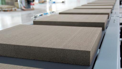 Теплоизоляционные плиты и блоки из пеностекла